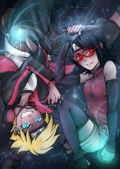 An AU where Itachi, Madara and Obito are all alive and they are all Sarada's protective uncles I hope you'll like it guys! Cheers to BoruSara Boruto And Sarada, Itachi, Naruto Uzumaki, Uzumaki Family, Naruto Family, Naruto Ship, Amaterasu, Estilo Anime, Anime Style