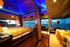 views from the bedroom Luxury Celebrity Villa in Hawaii<3