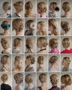 30 up-dos #hair #Hair Style #girl hairstyle| http://hairstylecollections59.blogspot.com