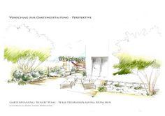 Gartenplanung München gartenplanung moderner stadtgarten reihenhausgarten bei münchen