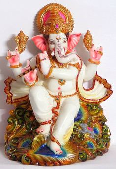 Best Lord Ganesha Pics, Images, Pictures And Wallpaper Jai Ganesh, Ganesh Lord, Ganesh Idol, Shree Ganesh, Lord Shiva, Shri Ganesh Images, Durga Images, Ganesha Pictures, Clay Ganesha