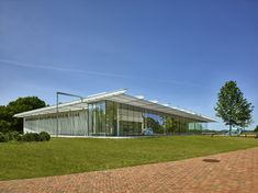 Gallery - Monmouth Battlefield State Park Visitor Center / ikon.5 architects - 14