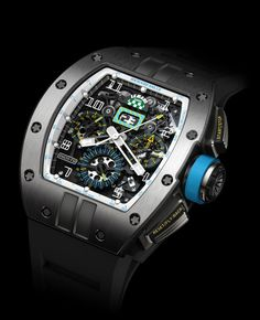 Richard Mille Limited Edition Watches for Le Mans 2