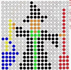 http://pinterest.com/jufria/motoriek-kralenplanken/  BORD MET KRALENPLANKEN