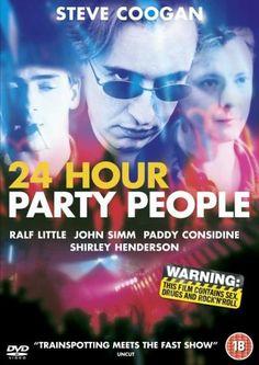 24 Hour Party People - Single Disc Edition 2002 DVD: Amazon.co.uk: Steve Coogan, Lennie James, John Thomson, Nigel Pivaro, Paddy Considine, ...