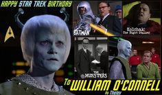 Image result for william o'connell star trek