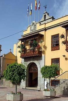 Ayuntamiento  Icod de los Vinos -
