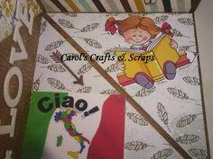Carol's Crafts & Scraps: Bye Bye 2014!!! Bienvenido 2015 Blog Hop