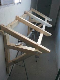 Cross laminated timber beams adventures in architecture - Como hacer un porche de madera ...