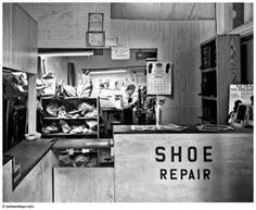 vintage shoe repair shop - Yahoo Image Search Results