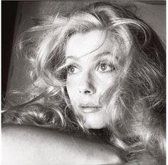 Catherine Deneuve - New York - 1968 © Richard Avedon