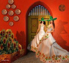 El Baul de la Moda en SL: Mexican brides