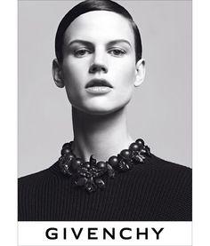 AD CAMPAIGN Givenchy Eyewear Spring/Summer 2012 Feat. Chris Moore & Saskia de Brauw by Karim Sadli