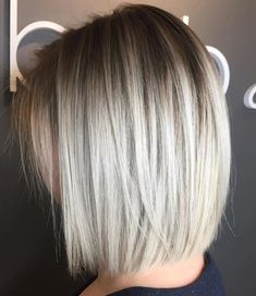 How-To: Blunt Blonde Bob - Behindthechair.com