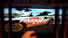 Sega Rally 2 championship (Arcade)