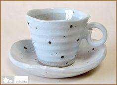Face powder irrigation ball coffee porcelain bowl plate