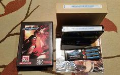 Snk Vs Capcom Svc Chaos Neo Geo Mvs Plus Custom Shockbox.(low Matching Serial #)