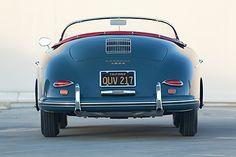 Car, Oldtimer, 1958 Porsche 356 A 1600 Speedster