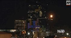 """Watch Fans Mark The 30th Anniversary Of """"Tetris"""" By Playing It On A Skyscraper"""