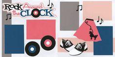 Rock Around the Clock Page Kit