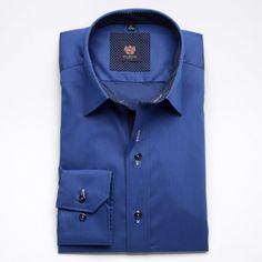 Koszula WR London (wzrost 164-170) - Taliowane (Slim Fit) - Koszule męskie