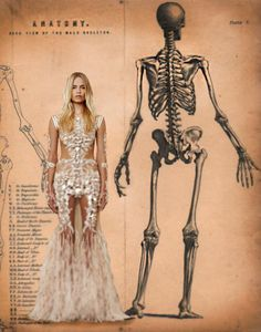 Givenchy design project by Elyse Alligood, via Behance
