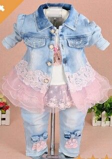 Baby Kids Clothes, Doll Clothes, Toddler Outfits, Kids Outfits, Baby Overalls, Recycled Fashion, Princess Style, Boho Outfits, Baby Wearing
