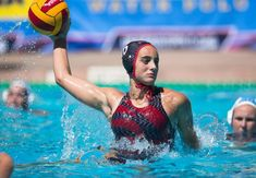 USA Water Polo Junior Olympics: A Regional Event Grows Into World's Largest Polo Tournament - Swimming World News Water Polo Suits, Women's Water Polo, Olympic Badminton, Olympic Games Sports, Sport Gymnastics, Olympic Gymnastics, Swimmer Girl Problems, Swimming World, Fitness Women