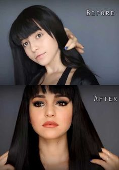 Best Celebrity Makeup Tutorials - Selena Gomez Transformation - HANDS TO MYSELF Makeup Tutorial - Step By Step Youtube Videos, Tips and Beauty Secrets From All the Top Celebrities Like Kylie Jenner, Taylor Swift and Ariana Grande - Hair Style Ideas, Eyeliner and Eyebrow Tricks and How To Get Perfect Kat Von D Hairstyles - thegoddess.com/celebrity-makeup-tutorials