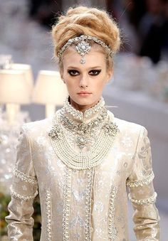 Sigrid Agren for Chanel Pre Fall 2012.. by eula.snow