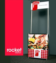mini demo kiosk