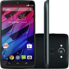 "Submarino Smartphone Motorola Moto Maxx Desbloqueado Android 4.4 Tela 5.2"" Memória 64GB - R$1554,43"