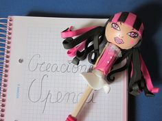 fofulapiz monster hihg draculaura by upendi,s, via Flickr