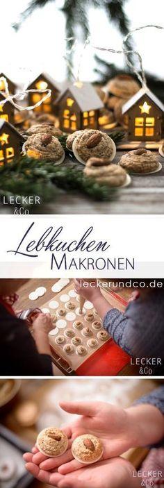 Lebkuchen Makronen