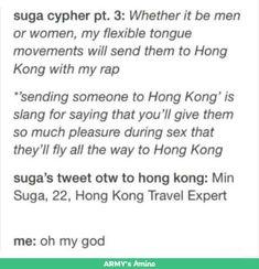Godammit Min Yoongi cx