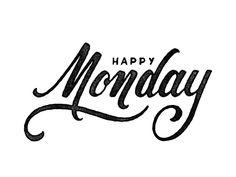 happy monday! Maak er weer een mooie week van! #newweek #freshstart #inspire