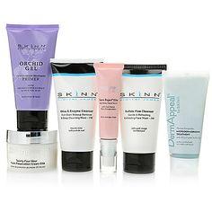 "Skinn Cosmetics 6-Piece ""Dimitri's Favorites"" Hero Skincare Collection"