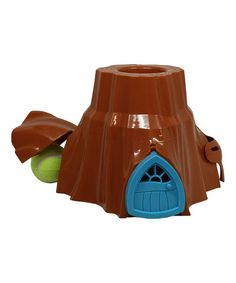 A great Mystery Tree Dog Game that is fun problem solving exercise for your dog! When a tennis ball is dropped through the top of the Mystery Tree, it falls. Dog Puzzles, Puzzle Toys, Dog Treat Toys, Dog Treats, Best Dog Toys, Best Dogs, Dog Treat Dispenser, Mystery, Durable Dog Toys