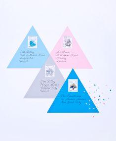 Triangular Envelopes // MiniEco: A Craft Book