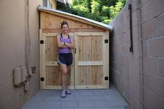 lawn and garden shed | Do It Yourself Home Projects from Ana White