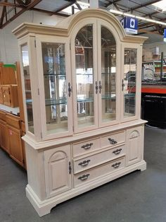 Oakland Stanley Furniture China Cabinet 285 By Reebsv Habitat Re
