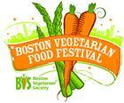 Boston Vegetarian Food Fest Saturday, October 27, 2012, 11AM* - 6PM and Sunday, October 28, 2012, 10AM - 4P