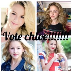 Vote Chloe for choice dancer!!! She really deserves it!!!!! Please vote for her!!! #choicedancer