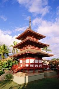 Cómo hacer una pagoda de arcilla