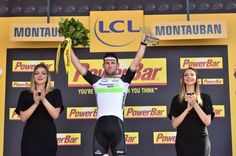 Stage 6. Arpajon sur Cère to Montauban. Mark Cavendish. His 29th stage win in the Tour de France since 2008.