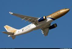 Gulf Air A9C-KD Airbus A330-243