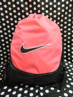 Polka  - Nike Drawstring Bag, $22.00 (http://stores.polkatheprincess.com/nike-drawstring-bag/)