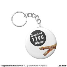 Support Live Music Drum Sticks Musician Band Drums