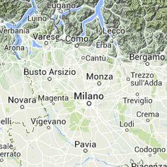 mappa dei parchi avventura italiani