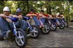 The infamous Nitro Circus Bigwheel...I will definitely need one of these for my son